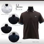 フレッドペリー ポロシャツ M12 オリジナル ティップライン Made in England