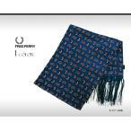 フレッドペリー ペイズリー スカーフ TOOTAL シルク