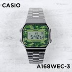 ������ CASIO �ӻ��� ���� �����ץ����� ���ץ��� �ǥ����� A168WEC-3