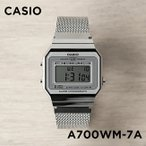 10年保証 日本未発売 CASIO カシオ スタンダード A700WM-7A 腕時計 時計 ブランド メンズ レディース キッズ 子供 男の子 女の子 チープカシオ チプカシ デジ