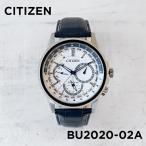 ソーラー シチズン 腕時計 エコドライブ キャランドゥリエ メンズ CITIZEN ECO-DRIVE CALENDRIER MENS BU2020-02A