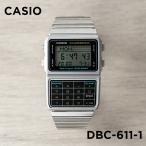 カシオ CASIO 腕時計 時計 DATA BANK データバンク DBC-611-1