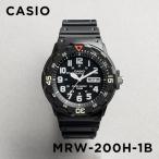カシオ CASIO 腕時計 時計 チープカシオ チプカシ MRW-200H-1B