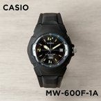 カシオ CASIO 腕時計 時計 チープカシオ チプカシ MW-600F-1A