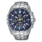 ソーラー セイコー SEIKO 腕時計 時計 PULSAR ON THE GO CHRONOGRAPH MENS パルサー オン ザ ゴー クロノグラフ メンズ PZ5001