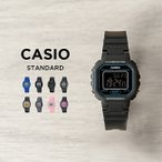 ショッピングチープカシオ CASIO STANDARD DIGITAL LADYS カシオ スタンダード デジタル レディース LA-20WH SERIES 腕時計 チープカシオ チプカシ プチプラ ブラッ