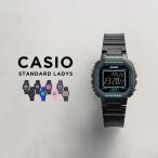 CASIO STANDARD DIGITAL LADYS カシオ スタンダード デジタル レディース LA-20WH SERIES 腕時計 チープカシオ チプカシ プチプラ ブラッ