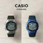 10年保証 日本未発売 CASIO カシオ スタンダード 腕時計 メンズ レディース キッズ 子供 男の子 女の子 チープカシオ チプカシ デジタル 日付 ブラ