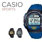 カシオ CASIO 腕時計 時計 チープカシオ チプカシ ランニングウォッチ W-734 SERIES