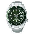 10年保証 SEIKO セイコー プロスペックス オートマチック ダイバー SPB103J1 腕時計 メンズ 逆輸入 アナログ シルバー グリーン 緑 SUMO