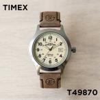 TIMEX EXPEDITION METAL FIELD タイメックス 腕時計 エクスペディション メタル フィールド T49870
