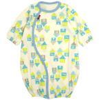 ツーウェイオール カバーオール 赤ちゃん ベビー 新生児 女の子 男の子 長袖 2way ドレスオール 新生児ドレス 新生児肌着 出産祝
