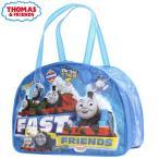 プールバッグ 子供 キッズ 女の子 子供 機関車トーマス ミニボストン スイミングバッグ キャラクター 子供水着