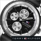 ショッピングHILFIGER トミーヒルフィガー/Tommy Hilfiger/クオーツ/アナログ表示/マルチカレンダー/メンズ腕時計/1791194