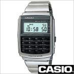 カシオ/CASIODATA BANK/データバンク/クオーツ/デジタル表示/ストップウォッチ/計算機/電卓/メンズ腕時計/CA-506-1