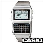 カシオ/CASIODATA BANK/データバンク/クオーツ/デジタル表示/ストップウォッチ/デュアルタイム/計算機/電卓/メンズ腕時計/DBC-611-1