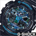 ショッピングShock カシオ/CASIO/G-SHOCK/Gショック/海外品/クオーツ/デジアナ表示/ストップウォッチ/カモフラージュ/迷彩柄/メンズ腕時計/GA-100CB-1