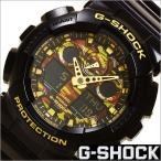 ショッピングShock カシオ/CASIO/G-SHOCK/Gショック/海外品/クオーツ/デジアナ表示/ストップウォッチ/カモフラージュ/迷彩柄/メンズ腕時計/GA-100CF-1A9