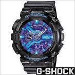 ショッピングShock カシオ/CASIO/G-SHOCK/Gショック/海外品/Hyper Colors/クオーツ/デジアナ表示/ストップウォッチ/メンズ腕時計/GA-110HC-1A
