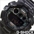 ショッピングShock カシオ/CASIO/G-SHOCK/Gショック/海外品/クオーツ/デジタル表示/ストップウォッチ/カモフラージュ/迷彩柄/メンズ腕時計/GD-120CM-8