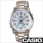 ショッピングカシオ カシオ/CASIO/LINEAGE/リニエージ/正規品/電波時計/タフソーラー/アナログデジタル/チタン/メンズ腕時計/LCW-M100TD-7AJF