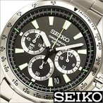 セイコー/SEIKO/海外品/セイコークロノ/クオーツ/アナログ表示/クロノグラフ/タキメーター/メンズ腕時計/SSB027P1
