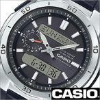 カシオ/CASIO/Wave Ceptor/ウェーブセプター/正規品/ソーラー電波時計/デジアナ表示/ストップウォッチ/マルチバンド6/メンズ腕時計/WVA-M650-1AJF