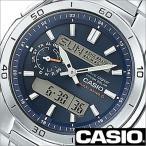 ショッピングカシオ カシオ/CASIO/Wave Ceptor/ウェーブセプター/正規品/ソーラー電波時計/デジアナ表示/ストップウォッチ/マルチバンド6/メンズ腕時計/WVA-M650D-2AJF