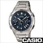 ショッピングカシオ カシオ/CASIO/WAVE CEPTOR/ウェーブセプター/正規品/ソーラー電波時計/アナログ表示/クロノグラフ/マルチバンド6/メンズ腕時計/WVQ-M410DE-2A2JF