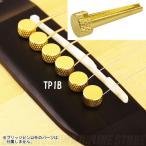D'Andrea TP1B Solid Brass, Flat head 《ブリッジピン》【ネコポス】