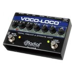 Radial VOCO-LOCO ボーカル/楽器用エフェクト・スイッチャー(送料無料)