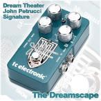 TC ELECTRONIC The DreamScape John Petrucci(Dream Theater)シグネイチャーペダル《コーラス/フランジャー/ビブラート》【送料無料】
