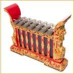 ガムラン CACONG / 送料無料 レビューで300円クーポン進呈 民族楽器 インド アジア エスニック バリ