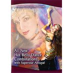 All New Hot Belly Dance Combinations with Ansuya / ベリーダンス レッスン レビューでタイカレープレゼント