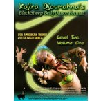 Kajira Djoumahnas BlackSheep BellyDance Format Level 2 Vol.1 / ベリーダンス レッスンベリーダンス CD DVD 衣装 チョリ