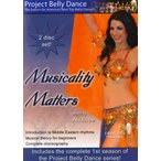 Musicality Matters with Andalee & Project Belly Dance / ベリーダンス レッスンベリーダンス CD DVD 衣装 チョリ