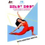 Bendy Body A Flex stability Workout (Stretch and Strengthen for Peak Performance) with Kristina Ne /