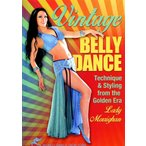 DVD Vintage Belly Dance Technique and Styling from the Golden Era / レビューで250円クーポン進呈 ベリーダンス