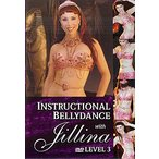 INSTRUCTIONAL BELLYDANCE with JILLINA LEVEL 3 (リージョン1(北米向け)) / レビューで200円クーポン進呈 ベリーダンス