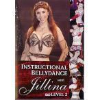 INSTRUCTIONAL BELLYDANCE with JILLINA LEVEL 2 (リージョン1(北米向け)) / レビューで250円クーポン進呈 ベリーダンス