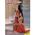 Amira Mor Belly Dance For Mother and Daughter / ベリーダンス レッスンベリーダンス CD DVD 衣装 チョリ スカート パンツ