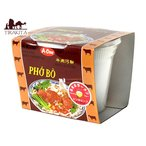 ベトナム・フォー インスタント カップ (A One) ビーフ味 / フォーエスニック アジア インド 食品 食材 フィー ベトナム料理