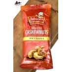 インドお菓子 カシューナッツ スパイス スパイシー マサラ Spicy Masala Cashewnut 100g (Jabsons) インスタント