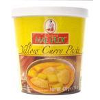 イエローカレーペースト 400g (MAE PLOY) / タイカレーエスニック アジア インド 食品 食材 ココナッツ エスニック料理