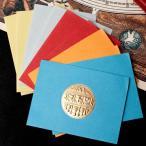 インドのメッセージカードセット / エスニック アジア 雑貨 便箋 Chimanlals レターセット 封筒 チマンラール