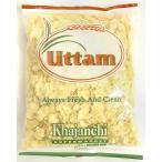 にんにく ガーリック フレーク Garlic Flakes (500gパック) インド スパイス カレー アジアン食品 エスニック食材 UTTAM