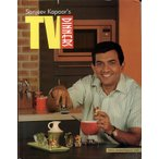 TV Dinners インド 料理 レシピ 料理本 作り方 印刷物 ステッカー ポストカード ポスター Sanjay and Co.