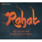 Rahat The Very Best Of Fateh Ali Khan / 映画音楽インド音楽 CD 民族音楽 フィルミー リミックス ベスト ボリウッド