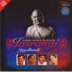 Jasrangi Jugalbandi / cd インド音楽 CD 民族音楽 インド音楽CD インド古典 ジュガルバンディ
