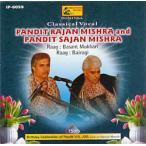 Pandit Rajan Mishra Sajan / cdインド音楽 CD 民族音楽 インド音楽CD ボーカル